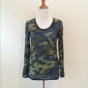 Missoni Camo sweater