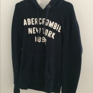 Tops - Abercrombie and Fitch hoodie