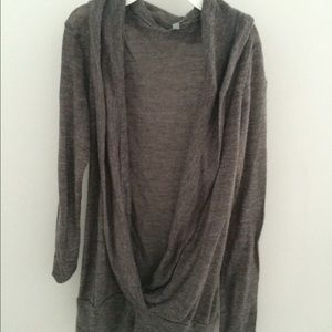 Sweaters - Charlotte Russe Gray sweater