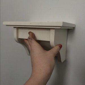 Other - White shelf
