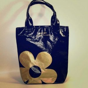 Authentic Marc Jacobs Daisy black tote bag