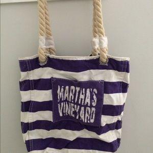Accessories - Martha's Vineyard tote