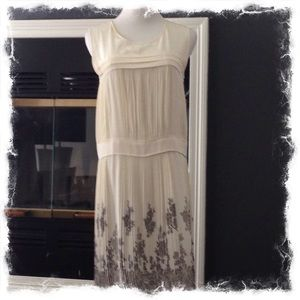 NWOT Jill Stuart Silk Dress 6