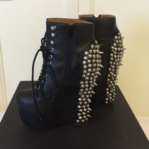 Jeffrey Campbell Shoes - JEFFREY CAMPBELL DAMSEL SIZE 5