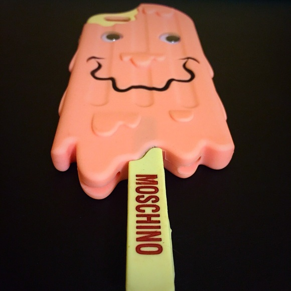 sale retailer 1d985 6aad8 moschino ice cream iphone 6 case - Serafini Pizzeria