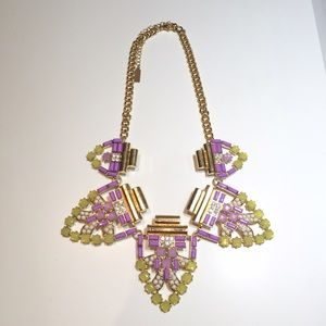 Bauble Bar Macchu Pichu necklace