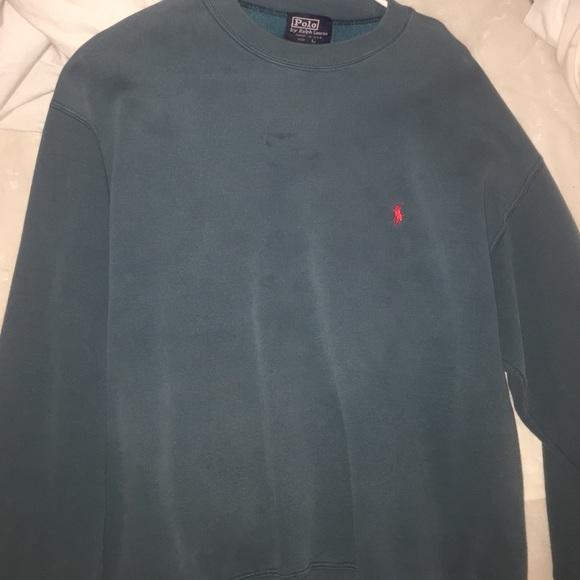 751b7316e Polo by Ralph Lauren Jackets & Coats   Polo Pullover Sweatshirt No ...