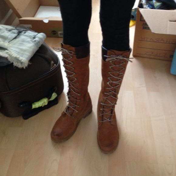 82 timberland boots timberland knee high 14 quot boots