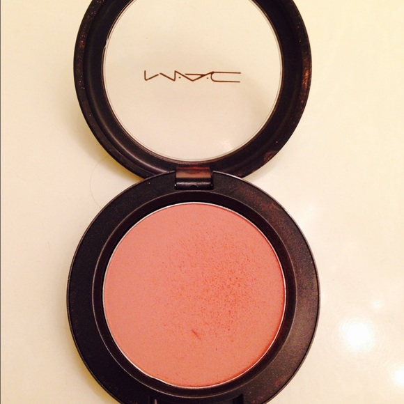 55% off MAC Cosmetics Other - MAC Blushes in Gingerly and ...