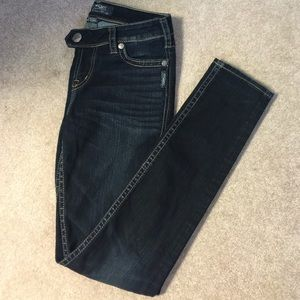 "Silver Jeans Denim - NWOT Silver Jeans ""Tuesday"" mid skinny jeans"