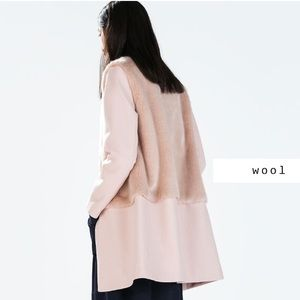 Zara Jackets & Blazers - Zara wool coat