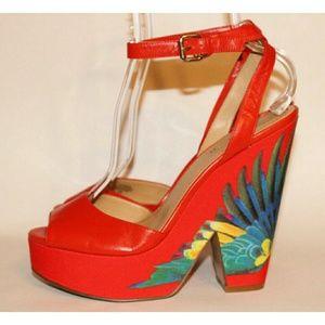 cc4835b5e90fe Nine West Shoes - Nine West Brasil Heels