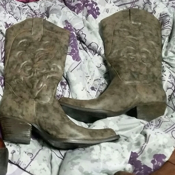 Cute country western boots