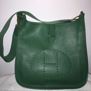 inexpensive hermes purse - Hermes Evelyne Handbags on Poshmark