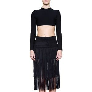 Vaqueri Skirt - Black