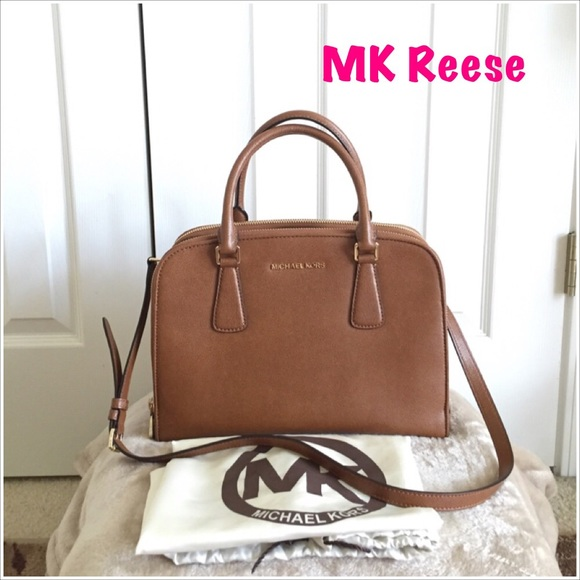 c53004a685e612 Michael Kors Bags | Reserved Authentic Reese Satchel | Poshmark
