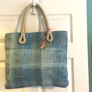 Elaine Turner Houston Recycled Plastic Bags Purse