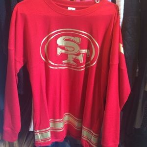 Outerwear - NWot SF 49ers