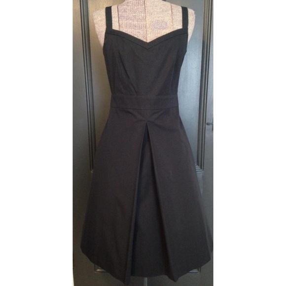 77b0e016f74 L.L. Bean Signature Poplin Dress