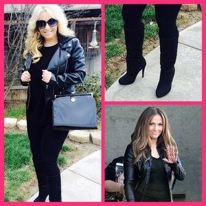 February Street Style Challenge - J Lo