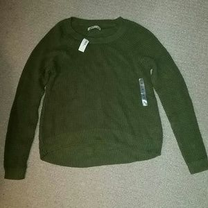 Old Navy - Old Navy green sweater NWT from Heather's closet on ...