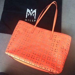 Milly Handbags - MILLY neon handbag