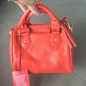 Pietro alessandro Handbags - orange mini bag