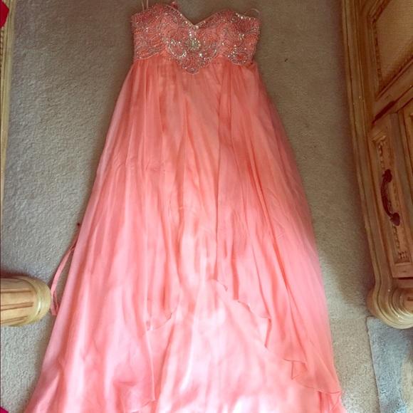 Worn Prom Dresses 83