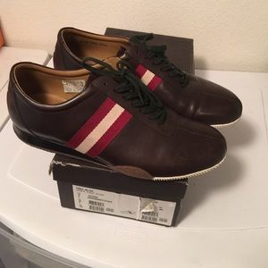 Authentic Bally sneakers