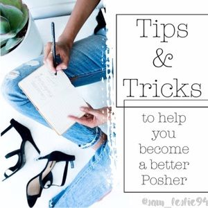 Tips & Tricks to Help You Become a Better Posher