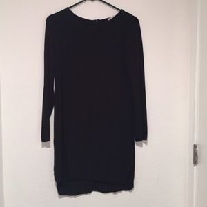 A Black Wayf dress from Nordstrom