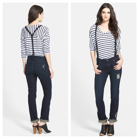80% off James Jeans Denim - Buddy Suspended James Jeans from ...