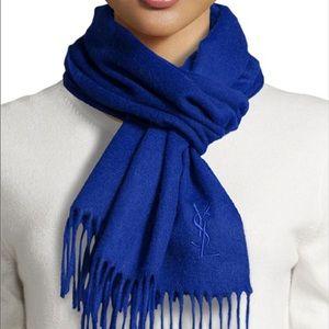 Yves Saint Laurent Accessories - YSL scarf