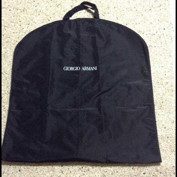 238e9fe8a2a5 Giorgio Armani Accessories - Armani garment bag