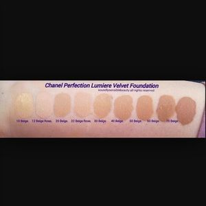 6e9313b221ee CHANEL Makeup - 🎀Chanel Perfection Lumiere Velvet Foundation🎀