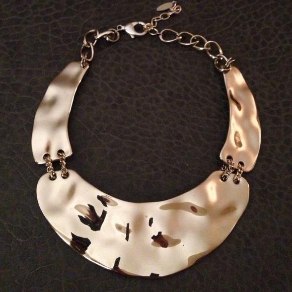 st thomas jewelry gold played necklace poshmark
