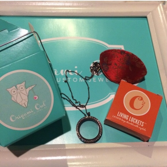 origami owl ball station chain