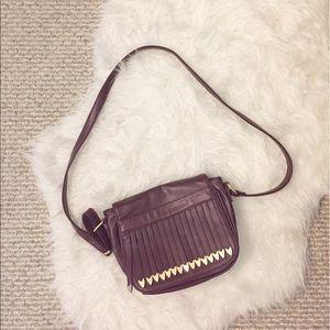 ALDO Handbags - Cross body burgundy bag