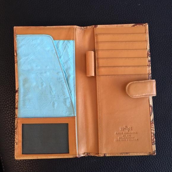 80 Off Mario Hernandez Handbags Mario Hernandez Wallet