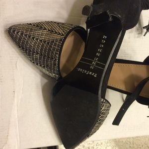 Worst experience Zara used shoes