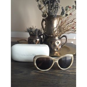 Linda Farrow Accessories - LINDA FARROW for Basso Brooke sunglasses