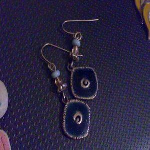 Pair of Dangle Earrings