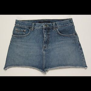 Marc by Marc Jacobs Jeans Denim Skirt sz 2