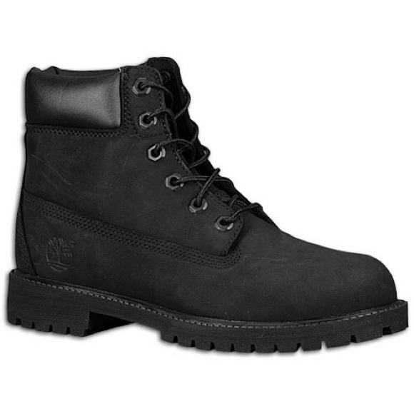 47 Off Timberland Boots Black Tims From Emma S Closet