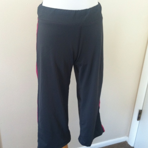 71% off lululemon athletica Pants - Champion workout pants capris ...