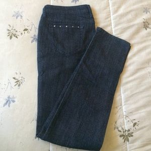 City streets jeans