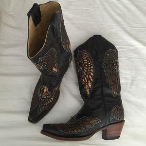 71% off Corral Boots Boots - Cowboy Boots (Real Leather) from ...