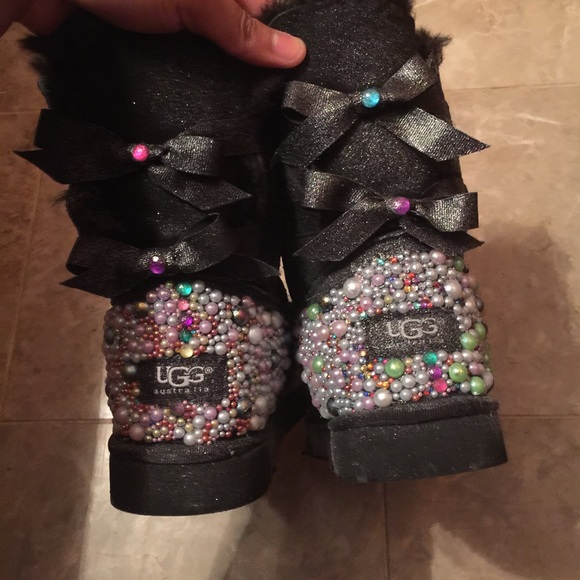 customized ugg boots