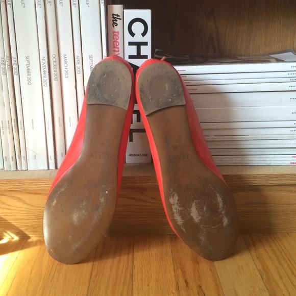 J. Crew Shoes - J.Crew Janet T-Strap flats