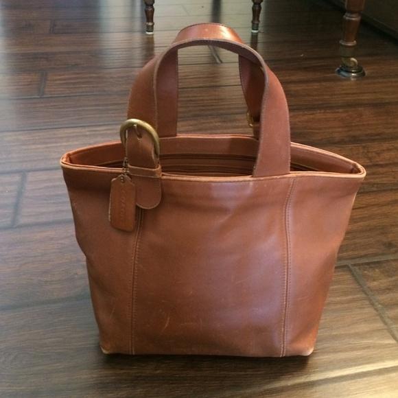 a8e79cb53a9a ... new zealand vintage coach soho tote bag 13.5 x 8.5 x 6 in ac545 e2dcf